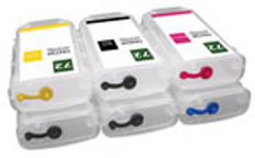 Refillable ink tank 72 for T790, T795, T1300