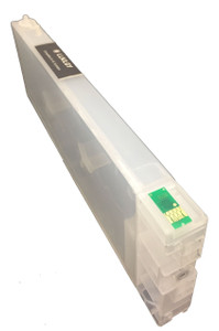 FastPlot Refillable Ink Cartridge Replacement for  Epson 4900  L.L. Black or L. Gray