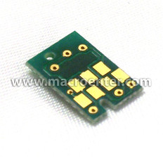 Set of 7 Resettable Chips Compatible with Epson 9600 and 7600