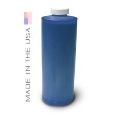 Refill Ink Bottle for HP DesignJet 1050 Series 2.2 lb 1 Liter Cyan Dye