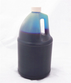 Refill Ink Bottle for HP DesignJet 50ps 1 Gallon 3.64 Liters Cyan Dye
