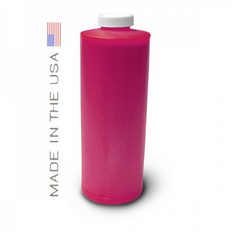 Bottle 1000ml of Pigment Ink for use in HP DesignJet 5000 Light Magenta made in the USA