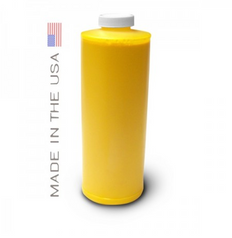 Bottle 1000ml of Pigment Ink for use in HP DesignJet 5000 Yellow made in the USA