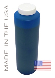 Refill Ink Bottle for HP DesignJet 700 Series 1lb 454 ml Cyan Dye