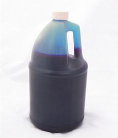 Refill Ink Bottle for HP DesignJet 800 1 Gallon 3.64 Liters Cyan Dye