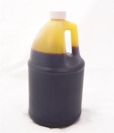 Refill Ink Bottle for HP DesignJet 800 1 Gallon 3.64 Liters Yellow Dye