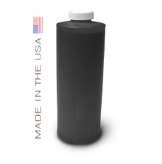 Bottle 1000ml of Pigment Ink for use in HP DesignJet T1100, T610 Black made in the USA