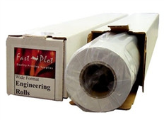 4 Mil Inkjet Film Double Matte Both Sides 30 x 125 2 Core - 1 Rolls