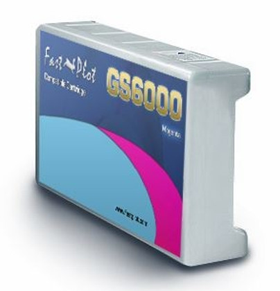 Ink tank replacement for  Epson GS6000 - Magenta 950ml