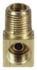 """Kodiak 1/8"""" NPT X 3/16"""" If 90 Brass Tube Adapter"""