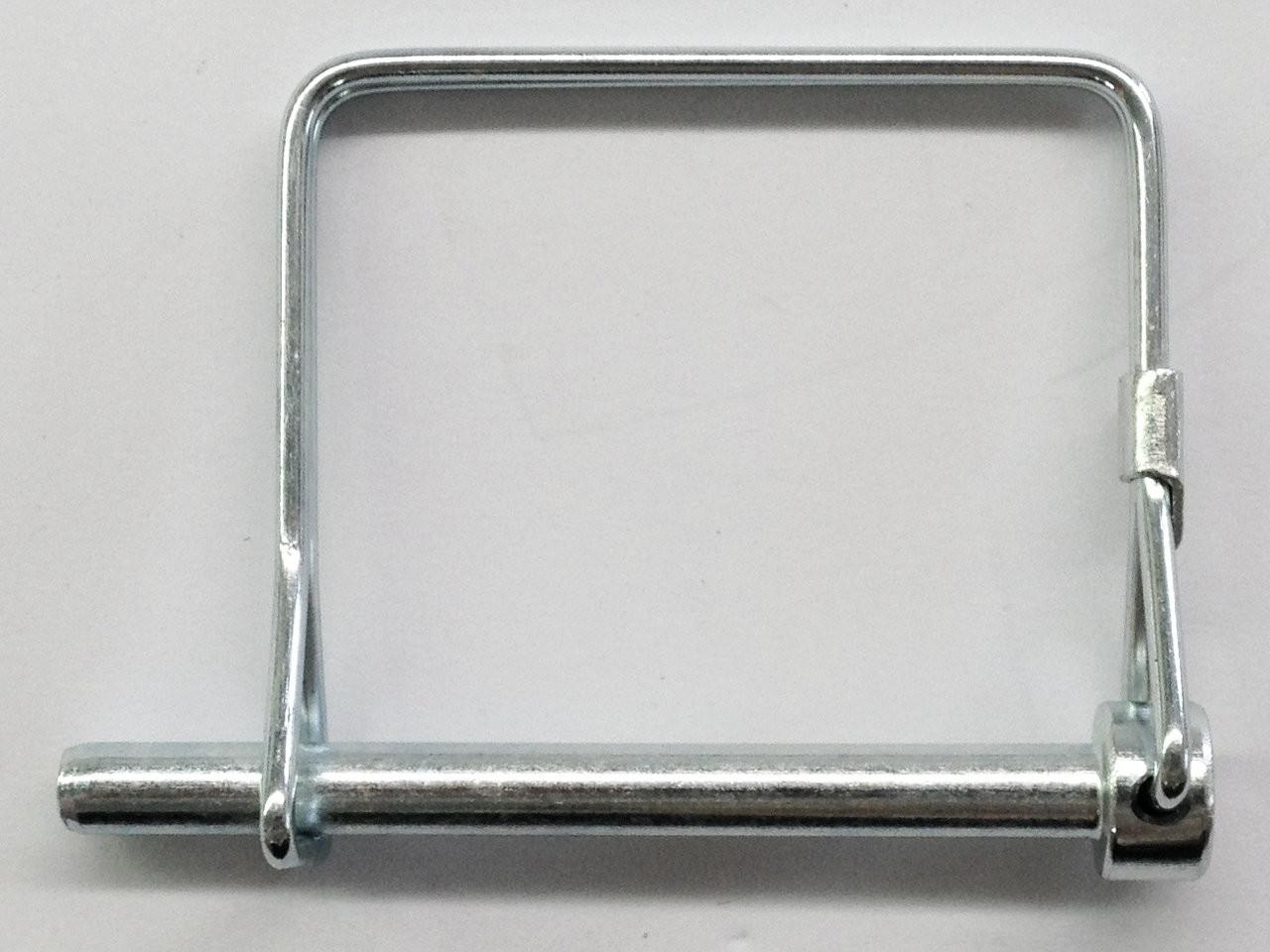 Coupler Safety Pin Tie Down Engineering : Trailer coupler saftey locking pin
