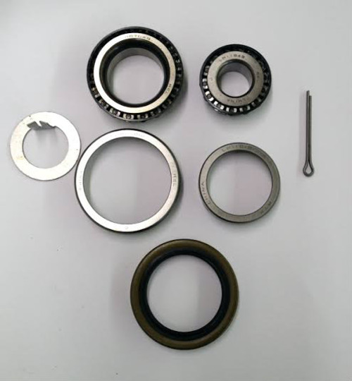 trailer wheel bearing replacement instructions