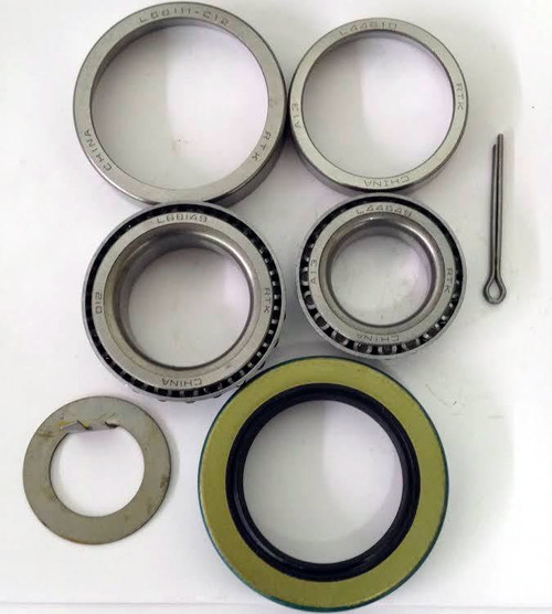 1-3/8'' X 1-1/16'' Trailer Wheel Bearing Kit (L68149-L44649-17255TB)