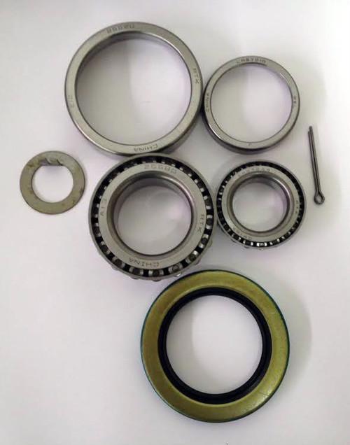 1-3/4'' x 1-1/4'' Trailer Axle Wheel Bearing Kit (L25580-L67048-S21333)