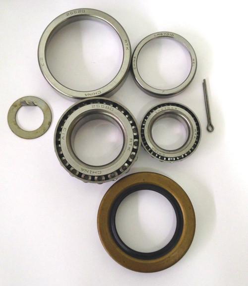 1 3/4'' x 1 1/4'' Trailer Wheel Bearing Kit  (L25580 / L67048 / 21325TB Seal)