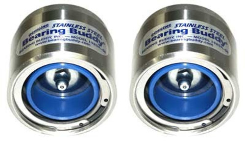 2.44 Stainless Steel Bearing Buddy (Pr)