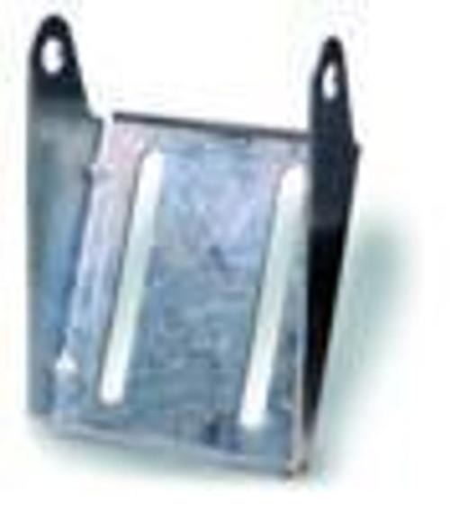 "5"" Galvanized Keel Roller Bracket"