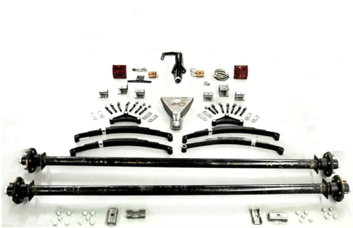 "95"" Tandem Trailer Parts Kit-6,000 Axles"