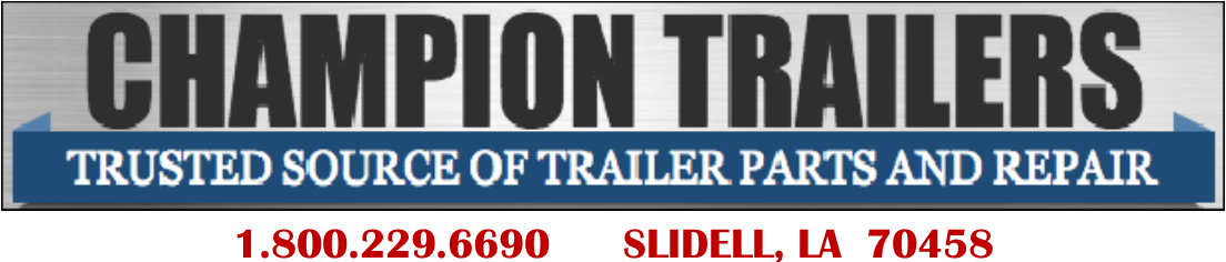 Champion Trailer Parts