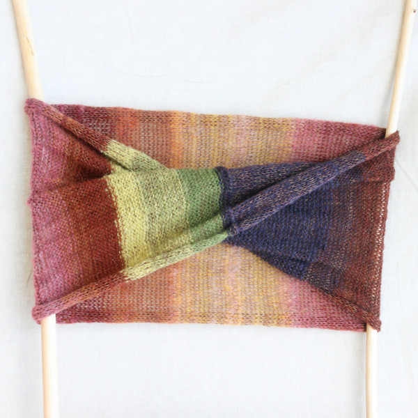 bitene infinity loop scarf
