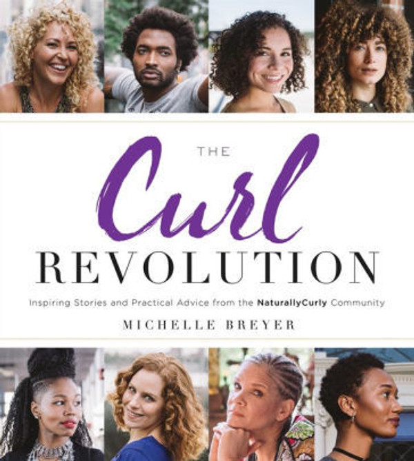 The Curl Revolution Paperback Book