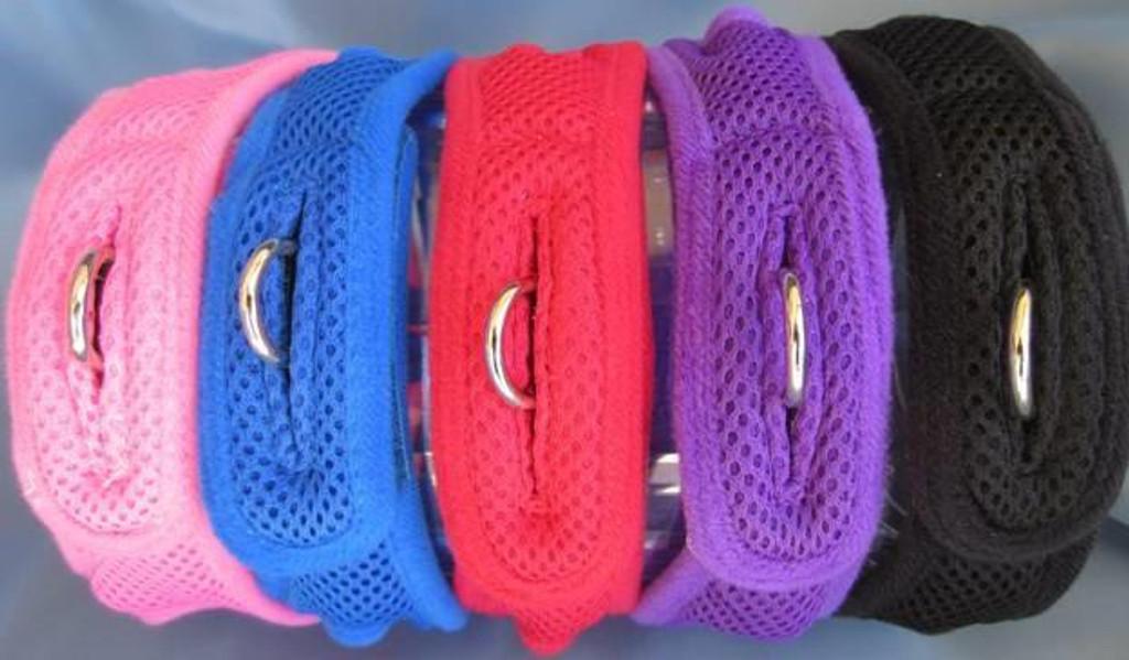 ChokeFree™ Vel Pro Mesh Collar (Harness)