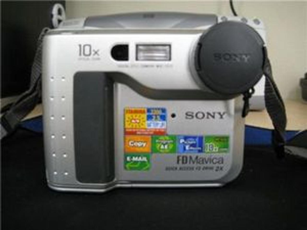 sony mavica camera mvc fd75 porter electronics rh porterelectronics com Mavica Digital Camera sony mavica mvc fd75 manual