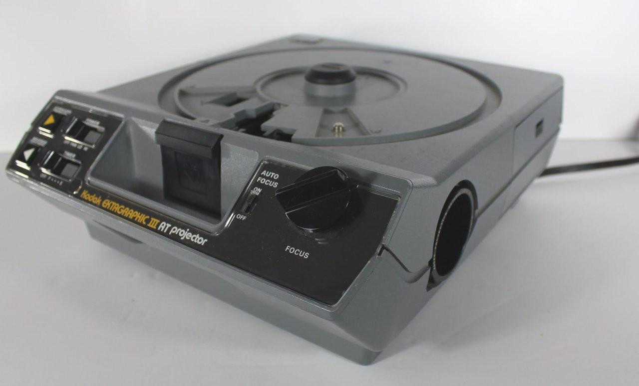 Kodak Ektagraphic Slide Projector Iii Ats Porter Electronics