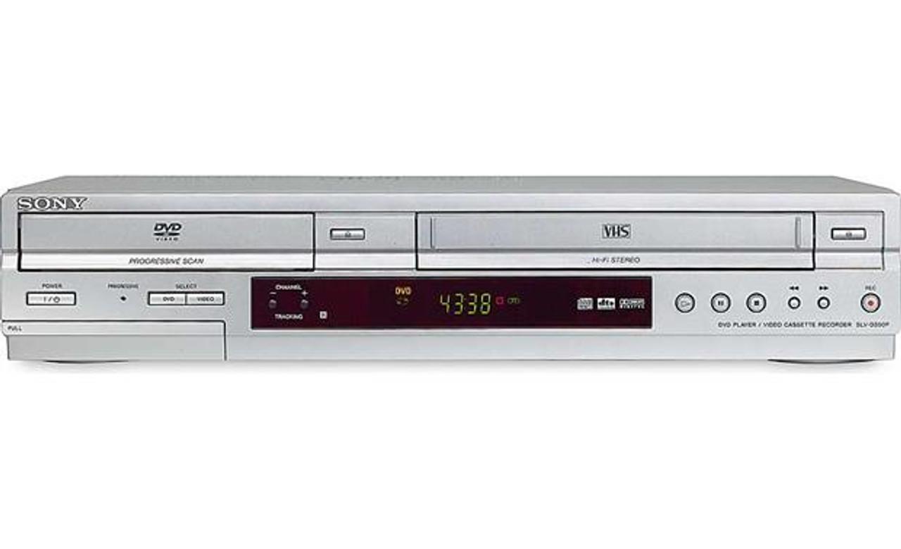 Sony SLV-D350P DVD/VCR Combo (DVD player VCR recorder) - Porter ...