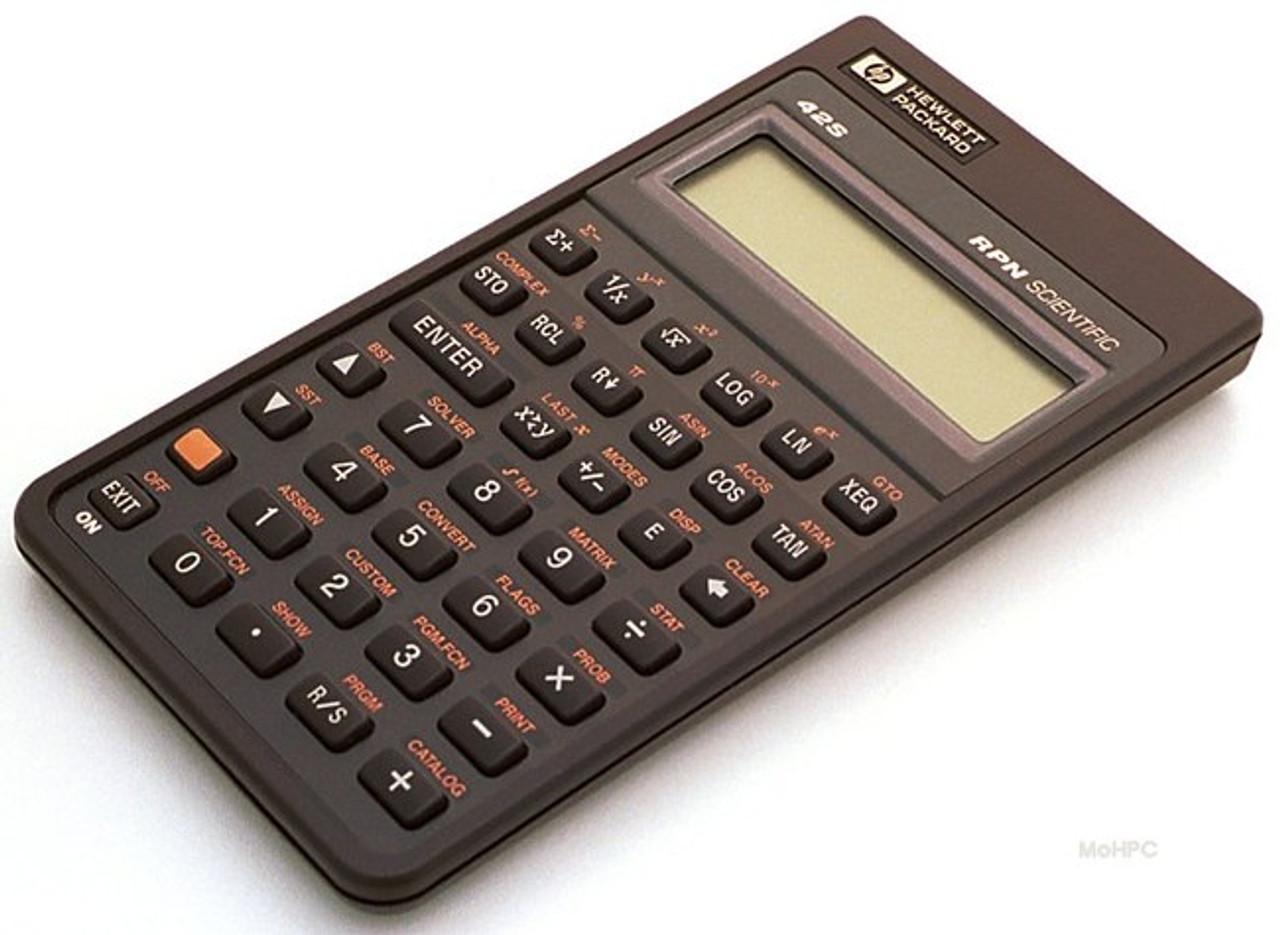 hp 42s scientific calculator rh porterelectronics com Hewlett-Packard Scientific Calculators in 1972 Hewlett-Packard Scientific Calculators in 1972