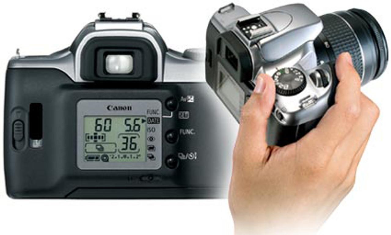 canon eos rebel k2 slr 35mm film camera 35 80mm lens porter rh porterelectronics com