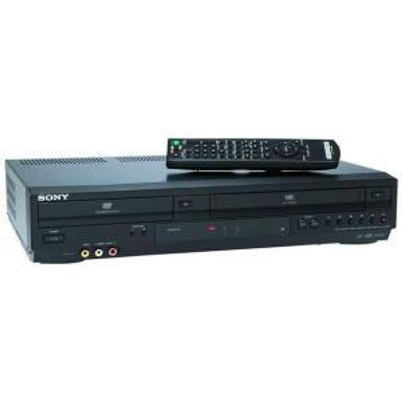 sony slv d380p dvd vcr combo rh porterelectronics com Sony DVD Recorder VCR Combo Sony DVD VCR Combo Player