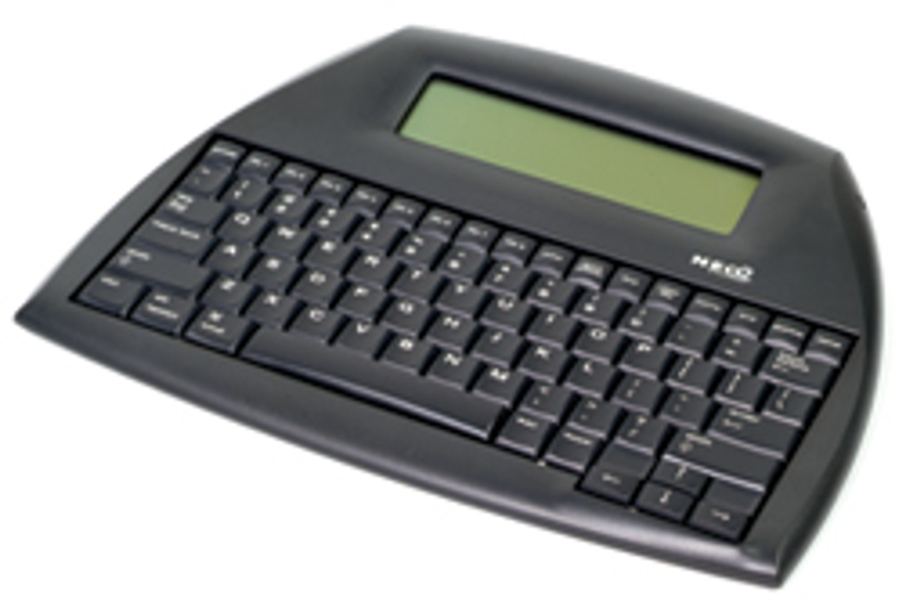 Alphasmart  Neo2 Word Processor with Full Size Keyboard, Calculator