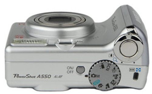 Canon A550 PowerShot Digital Camera