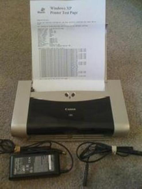 Canon i80 Color Portable Printer