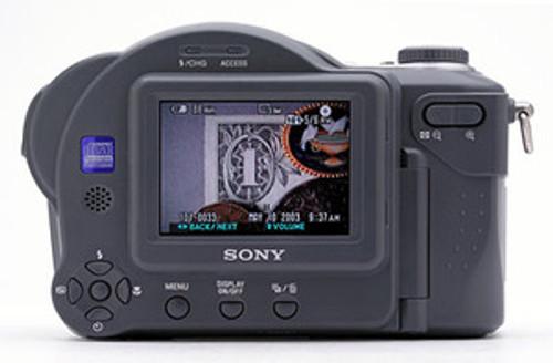 Sony Mavica Camera MVC-CD350