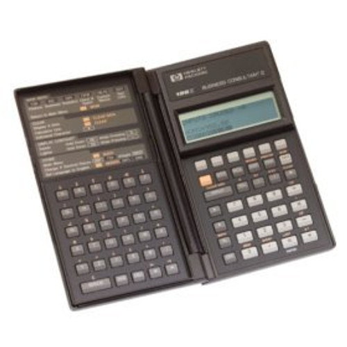 HP-19Bii Business Financial Calculator