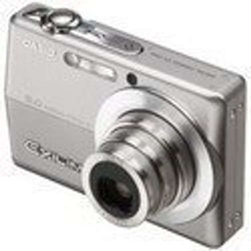 Casio EX-Z500BKDBB 5MP Digital Camera
