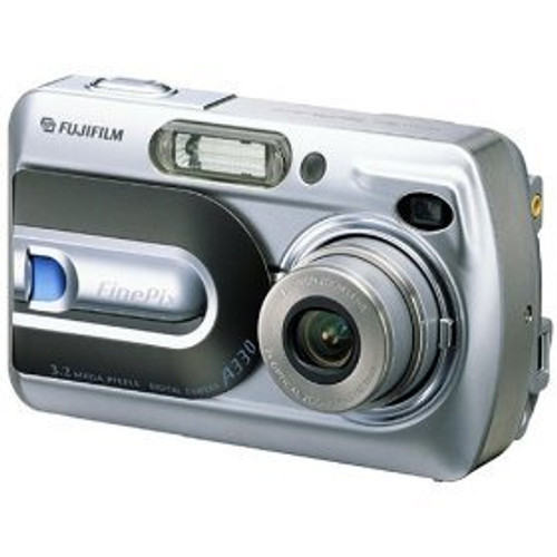 FujiFilm FinePix A330 3.2MP Digital Camera with 3x Optical Zoom