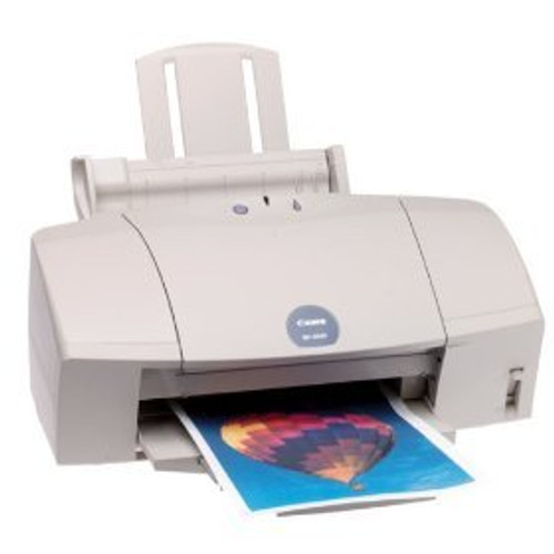 Canon BJC 8200 Color Bubble Jet Photo Printer