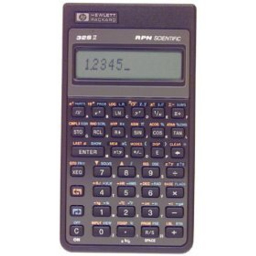 HP-32Sii Scientific Calculator
