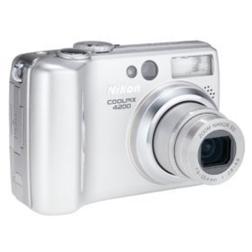 Nikon Coolpix 4200 4MP Digital Camera with 3x Optical Zoom