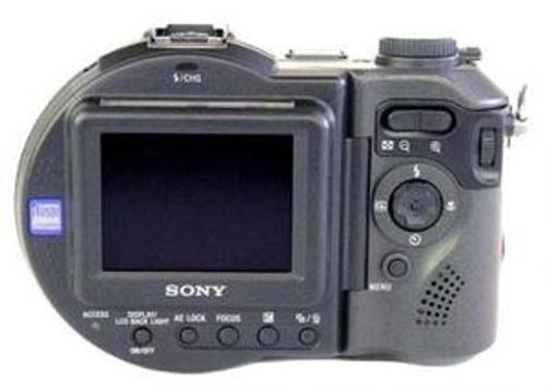 Sony Mavica Camera MVC-CD500