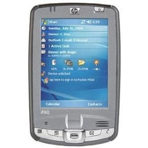 HP Ipaq HX2700 Series Pocket Pc