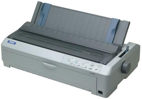 Epson FX 2190N Monochrome Dot-Matrix Printer