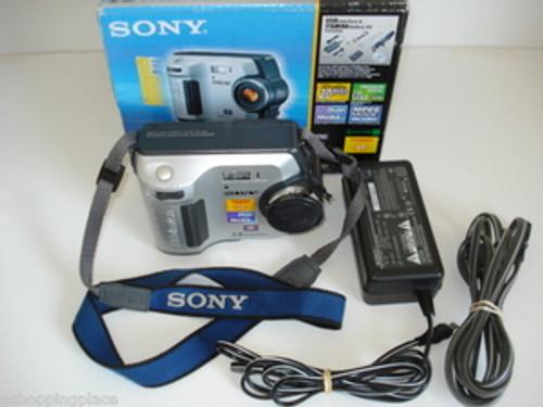 Sony Mavica Camera MVC-FD200