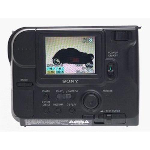Sony Mavica Camera MVC-FD73