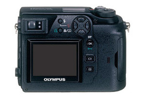 Olympus C-3040 3MP Digital Camera