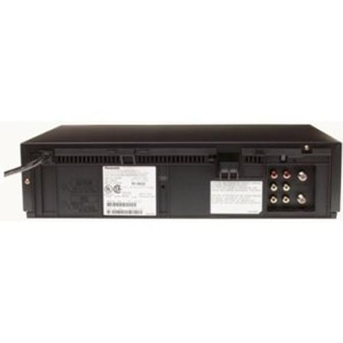 Panasonic 4-Head Hi-Fi VCR with VCR Plus+ PV-V4520