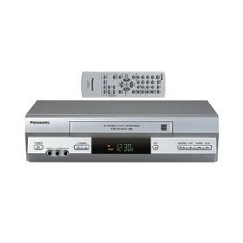 Panasonic  PV-V4525S 4-Head VCR